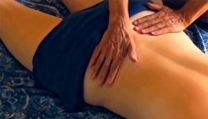 Blagodejna masaža