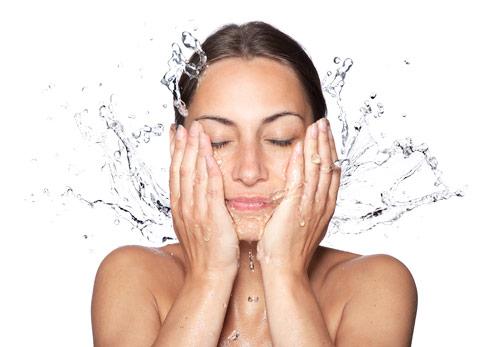 Umivanje obraza