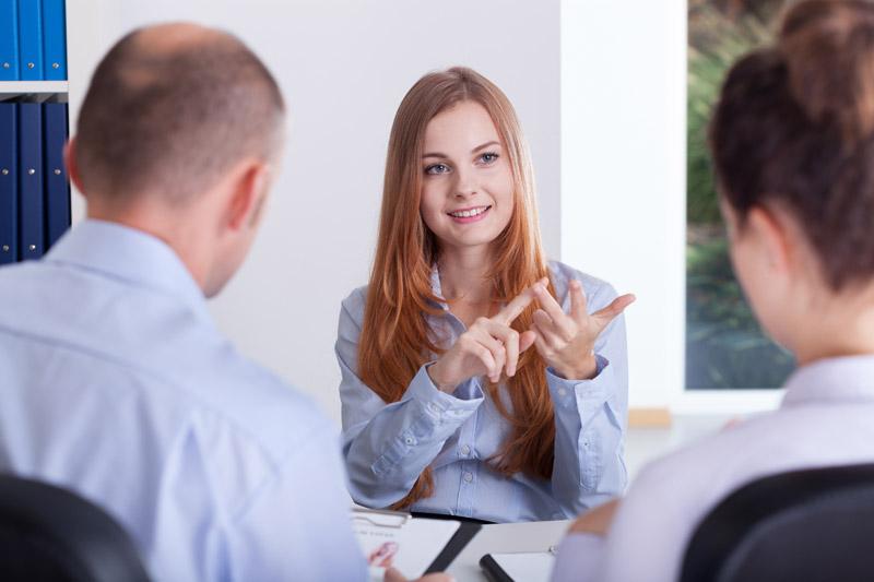 Zaposlitveni razgovor