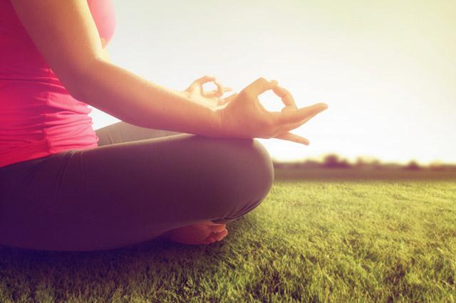 Meditiranje v naravi