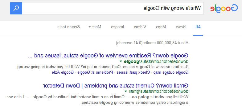 Google Mirror - elgooG