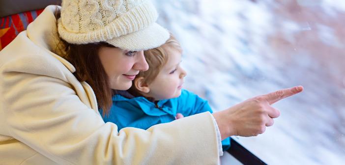 Kako udobno in varno z otroki na potovanje?