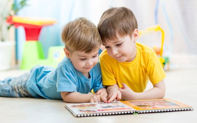 Učenje branja s pomočjo slikanice