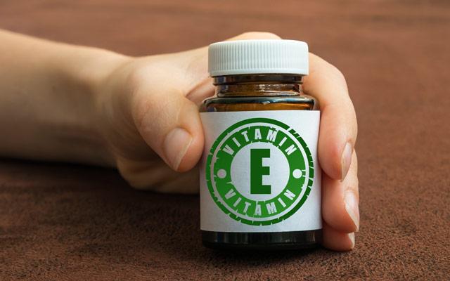 Vitamin E - tablete