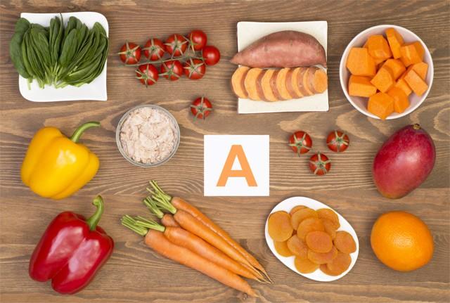 Vitamin A - viri