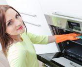 Kako očistiti pečico s sodo bikarbono?