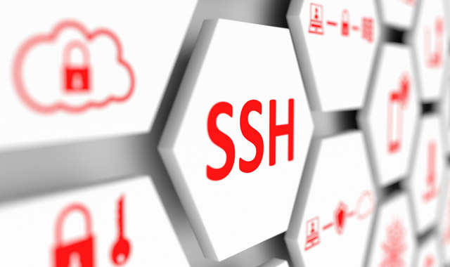 SSH protokol - Secure Shell