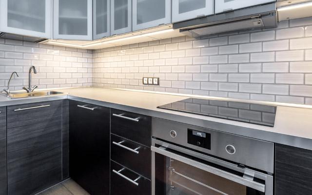 Kuhinja v obliki črke L
