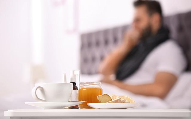 Ingverjev napitek proti prehladu