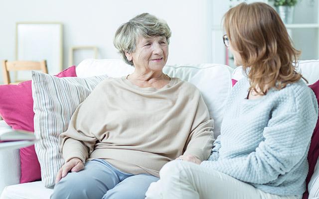 Pomoč starejšim
