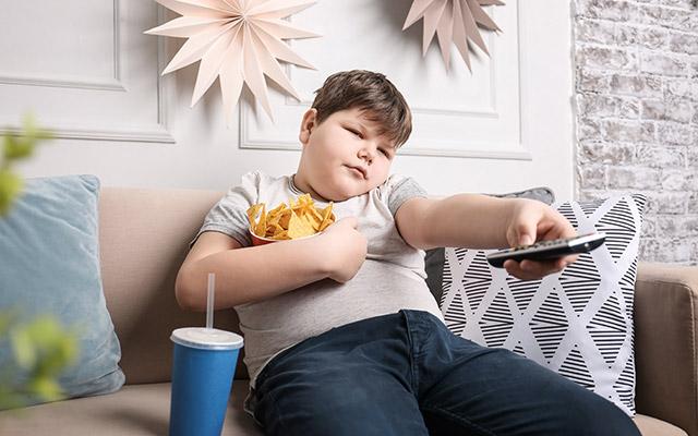 Debelost pri otrocih