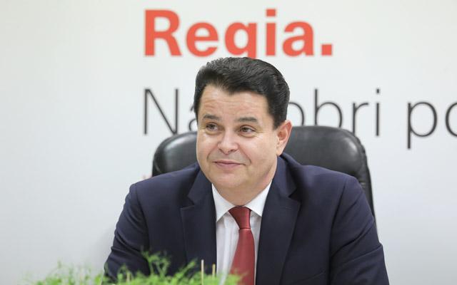 Samo Javornik - Regia Group d.d.