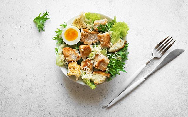 UKC dieta - jedilnik