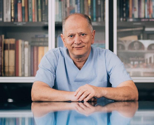 Prof. dr. sc. Nikica Gabrić