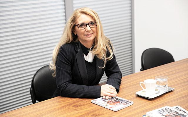 Direktorica EOS KSI - Natalija Zupan